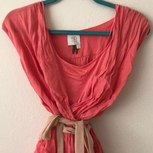 Anthropologie Tops - Anthropologie Coral Top